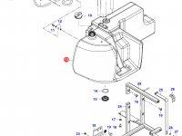 Топливный бак трактора — 36321500