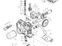 Гидравлический фильтр трактора Massey Ferguson» — 4300400M1