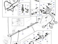 Гидравлический фильтр трактора Massey Ferguson» — 20639610