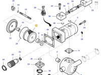Гидравлический фильтр трактора Massey Ferguson» — 20668201