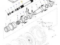 Приводной вал сцепления трактора Massey Ferguson — 30762240