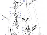 Муфта гидравлическая быстроразъемная трактора Massey Ferguson — 30794520