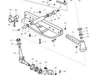 Рулевая тяга трактора Massey Ferguson — 30996200