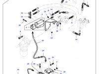 Муфта гидравлическая быстроразъемная трактора Massey Ferguson — 31628700