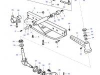Шарнирный наконечник рулевой тяги трактора Massey Ferguson — 31644800