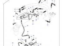 Муфта гидравлическая быстроразъемная трактора Massey Ferguson — 32609800