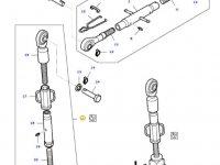Раскос навески трактора Massey Ferguson — 32775600