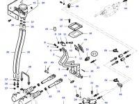 Тормозной цилиндр для тракторов Massey Ferguson — 35133910