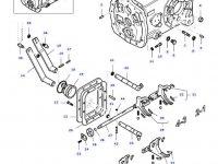 Картер КПП трактора Massey Ferguson — 35561600