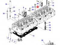 Шпилька головки блока цилиндров двигателя Sisu Diesel трактора Massey Ferguson — 546801900