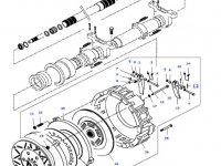 Комплект сцепления трактора Massey Ferguson — 82224600