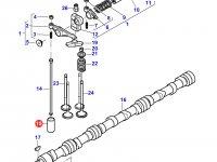 Толкатель клапана двигателя Sisu Diesel трактора Challenger — 836014264