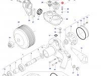 Термостат двигателя трактора Challenger — 836331590