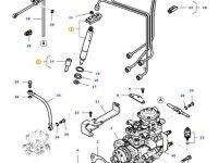 Форсунка двигателя трактора Massey Ferguson — 836659808