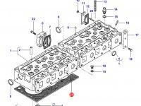 Прокладка головки блока двигателя Sisu Diesel трактор Challenger — 836666302