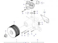 Термостат двигателя трактора Massey Ferguson — 836666334
