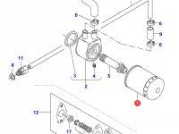 Масляный фильтр двигателя Sisu Diesel трактора Challenger — 836679586