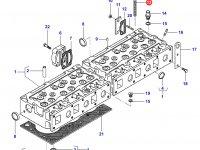 Болт головки блока цилиндров двигателя Sisu Diesel трактор Challenger — 836859104