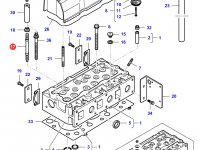 Шпилька головки блока цилиндров двигателя Sisu Diesel трактора Challenger — 836859109