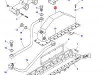 Интеркулер трактора Challenger — 836859178