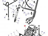 Топливный насос высокого давления (ТНВД) трактора Challenger — 836864610