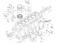 Датчик давления масла в двигателе трактора Valtra — 836866613