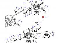 Топливный фильтр трактора Challenger — 836867231