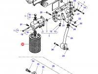 Масляный фильтр двигателя Sisu Diesel трактора Challenger — 836867234