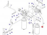 Топливный фильтр сепаратор на трактор Challenger — 836867591