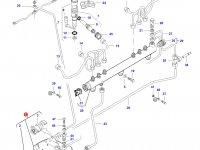 Топливный насос высокого давления (ТНВД) трактора Challenger — 837069146