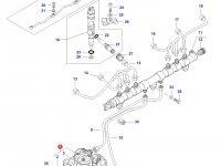 Топливный насос высокого давления (ТНВД) трактора Challenger — 837073731