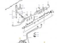 Топливный насос высокого давления (ТНВД) трактора Challenger — 837074805
