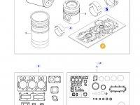 Комплект прокладок двигателя трактора Challenger — 837079464