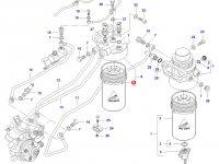 Топливный фильтр трактора Challenger — 837079556