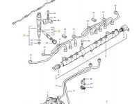 Форсунка двигателя трактора Challenger — 837079827