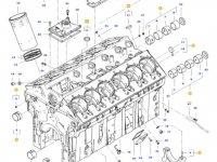 Блок двигателя трактора Challenger — 837081943