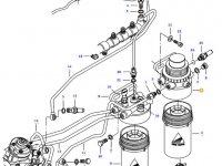 Топливоподкачивающий насос двигателя трактора Challenger — 837091152
