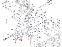 Вилка КПП трактора — 31814810